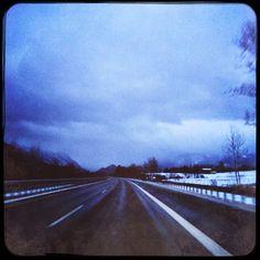 23.1.16  A95 Garmisch