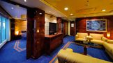 MSC Yacht Club stateroom, bedroom, suite Dreamscape Travel Group (224) 265 0197 @DreamscapeTravelGroup #yachtclub #vacationgetaways www.dreamscapetravelgroup.com