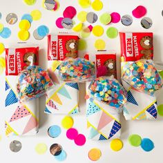 Sprinkles, Treats, Candy, Gifts, Food, Gift Ideas, School, Carnival, Crowns