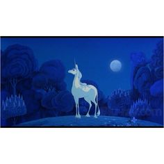 'The Last Unicorn'.   You are the last one....