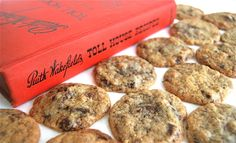 Toll House Chocolate Crunch Cookies....the original along with the story behind the creation of the chocolate chip.