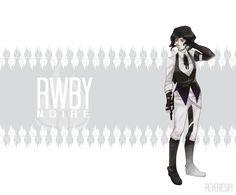 RWBY: Gender bender Noire by ~reveriesky on deviantART Rwby Genderbend, Rwby Anime, Scream, Rwby Pyrrha, Rwby Blake, Red Like Roses, Blake Belladonna, Team Rwby, Rule 63
