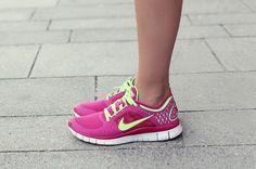 Nike Free Run.