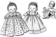 Happy and Sad Upside Down Cloth Doll Pattern by oregonraindrops2