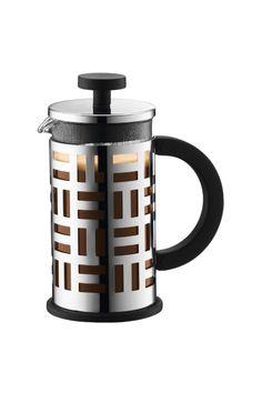 Venta Bodum / 11661 / Café y Té / Cafetera Italiana 3 Tazas Acero Inoxidable y Negro