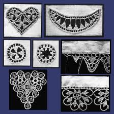 Hedebo embroidery