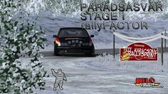 rallyFactor III.Karácsony Rallysprint   Stage I   Balazs Toldi OnBoard