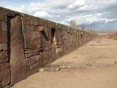 Ruins of Pumapunko, outside La Paz, Bolivia