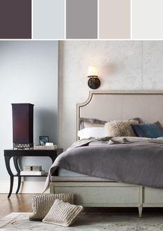 No. MR4025K DELPHINE BED - KING Designed By Baker Furniture via Stylyze