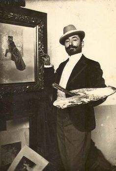 Vardges Sureniants was an Armenian painter, sculptor, illustrator, translator, art critic, and theater artist. He is considered the founder of Armenian historical painting. His paintings feature scenes from Armenian fairy-tales and various historical events. Although Sureniants had one exhibition dedicated to his works in his lifetime, he was admired by many of his contemporaries which include many well-known figures in Russian and Armenian society including Martiros Saryan, Ilya Repin,...
