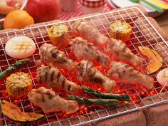 food bbq | Food_Meat_and_barbecue_BBQ_chicken_legs_012296_.jpg