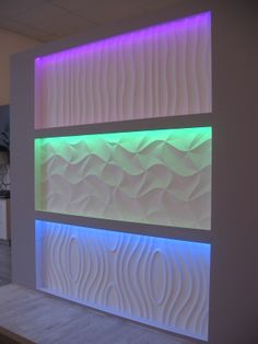 Our decorative panels wall