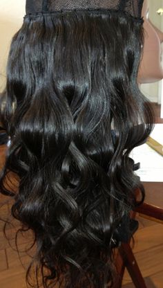 Do You Have Your Own Hair and want a Good Quality U Part Wig Made? Good News!    We will make your custom U Part Wig using your hair. We recently launced this service after an overwelming number of requests from our customers.