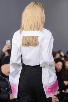 Maison Martin Margiela Fall 2013 RTW - Details - Fashion Week - Runway, Fashion Shows and Collections - Vogue