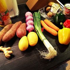 Cooking healthy  ♥ http://the-happy-project.com