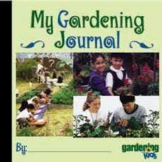 A Gardening Journal Just for Kids!