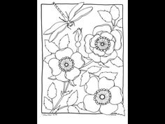 Free Adult Coloring Page Downloads! - Tombow USA Blog - Papercrafting & DIY Tutorials