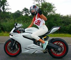 #Motorcycle #Scooter Honda Motor Company, #MotorcycleFairing #SportBike Ducati, Clothing, Image - Follow @extremegentleman for more pics like this!