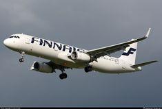 OH-LZM Finnair Airbus A321-231(WL)