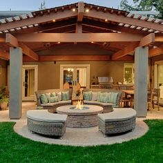 Outdoor Patio Furniture Idea Design Ideas, Pictures, Remodel and Decor