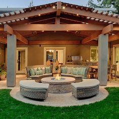 Outdoor Patio Furniture Idea Design Ideas, Pictures, Remodel and Decor