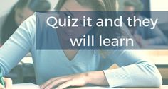 Contribution of Quizzes in E-learning'Quiz' was once a word, which was used in relation to interrogation and questioning. This later evolved to give its most common use today, a game or a mind sport employed to test an individual's knowledge or intellect.   Quizzes, as we know, may be held on a wide variety of subjects, ranging from General Knowledge to Music, employing suitable formats.  Quizzing, as a sport or an activity, has been known to provide a huge array of benefits: