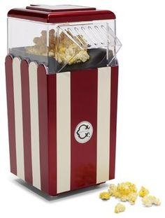 Popcorn Maker contemporary small kitchen appliances