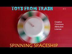 SPINNING SPACESHIP - ENGLISH - 15MB.avi - YouTube