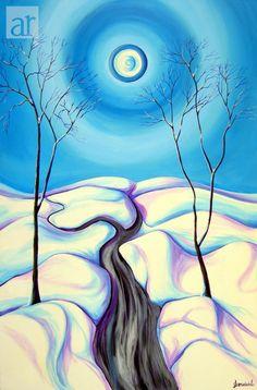 Norske Winter Brook - Timothy Sorsdahl,