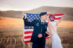 Military Engagement Session     The Frosted Petticoat