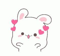 The perfect Anime Kawaii Love Animated GIF for your conversation. Discover and Share the best GIFs on Tenor. Gif Lindos, Memes Lindos, Kawaii Love, Cute Kawaii Animals, Gifs Kawaii, Kawaii Anime, Gif Animé, Animated Gif, Kawaii Drawings