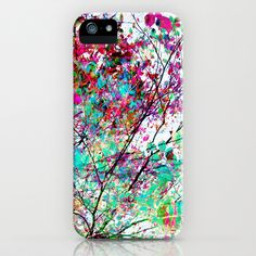 Autumn 8 iPhone & iPod Case by Mareike Böhmer Graphics - $35.00