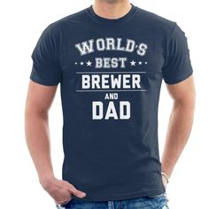 Shop Worlds Best Beard Grower And Dad Men's T-Shirt. Available on a range of apparel with international shipping. Animal Muppet, Pop Culture News, How To Play Drums, Shopping World, Best Dad, Dads, T Shirts For Women, Mens Tops, Beard Grower