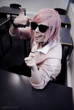 Manon(Manon) Yuri Ayato Cosplay Photo - Cure WorldCosplay #yuriayato #yuri #yarichinbitchclub #yaoi #cosplay