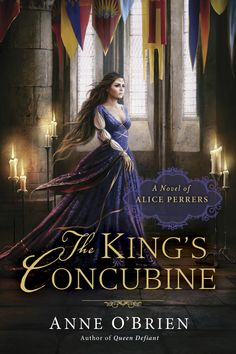US cover for The King's Concubine.  Published by NAL.