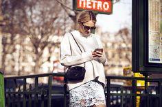 Look: Spring has sprung in Paris