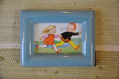 Vintage Mabel Lucie Attwell Picture Print From by Bumbleshuffle, £9.95
