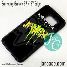 Monster Fox Phone Case for Samsung Galaxy S7 & S7 Edge