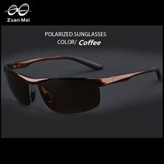 cf14f6057cec FuzWeb Zuan Mei Aluminum Polarized Men Sunglasses Summer Coatting For Men  Driving Glasses Goggle Eyewear