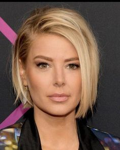 66 Chic Short Bob Hairstyles & Haircuts for Women in 2019 - Hairstyles Trends Hair Styles 2016, Medium Hair Styles, Short Hair Styles, Plait Styles, Medium Curly, Hair Medium, Choppy Bob Hairstyles, Bob Hairstyles For Fine Hair, Office Hairstyles
