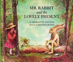 Mr Rabbit and the lovely present. I loved this book as a child.