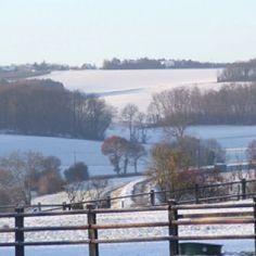 Great winter scene. Serene. Looks like where I come from!!!