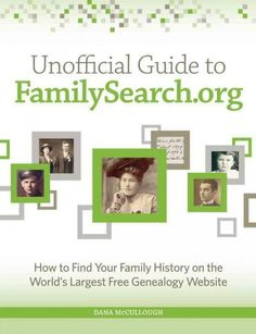 Master the #1 Free Genealogy Website! Discover your ancestry on FamilySearch.org, the world's largest free genealogy website. This in-depth user guide shows you how to find your family in the site's d