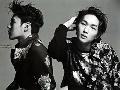 Taemin & Onew - L'Officiel Hommes Magazine March Issue '13