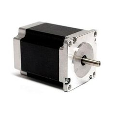 Electric motors are the most common way to translate electrical to mechanical energy and because of that they are. Arduino Sensors, Robotics Projects, Diy Cnc, Motor Works, Electrical Tools, Floppy Disk, Stepper Motor, Disk Drive, Electric Motor