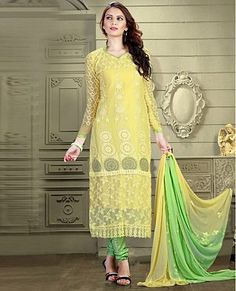 Online Shopping: Churidaar Salwar Suit, Buy Online Shopping: Churidaar Salwar Suit For Women, B-Town Favourites online, Shopping India at Low Price, sabse sasta sabse ac - iStYle99.com