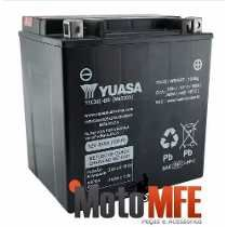 Bateria Yuasa Yix30l- Bs Harley Davidson 1450/1580 + Brinde!