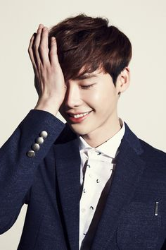 11 Ridiculously adorable sides of Lee Jong Suk from the MVIO S/S campaign