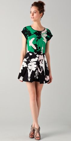 I want to we wearing this in the spring with a pair of giant wedges