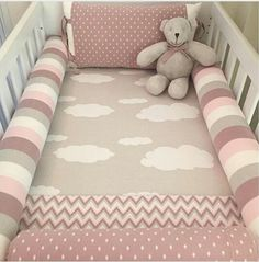 Ideas baby boy bedding parenting for 2019 Baby Nursery Closet, Baby Nursery Neutral, Baby Bedroom, Baby Boy Rooms, Baby Room Decor, Girls Bedroom, Boy Room Paint, Baby Patchwork Quilt, Baby Doll Accessories